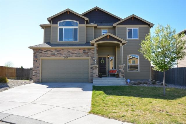 6469 Tranters Creek Way, Colorado Springs, CO 80925 (#3934410) :: The Pete Cook Home Group