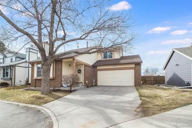 9335 Fernwood Court, Highlands Ranch, CO 80126 (#3934652) :: HomeSmart