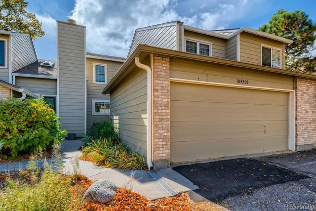 10430 W Fair Avenue B, Littleton, CO 80127 (#3934798) :: The Gilbert Group