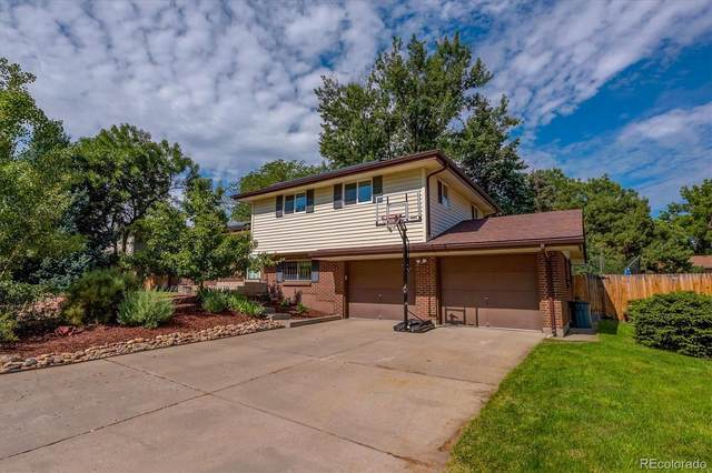 2205 S Flower Street, Lakewood, CO 80227 (#3935240) :: Re/Max Structure