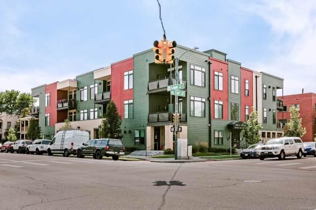 336 E 1st Avenue #303, Denver, CO 80203 (MLS #3935274) :: The Space Agency - Northern Colorado Team