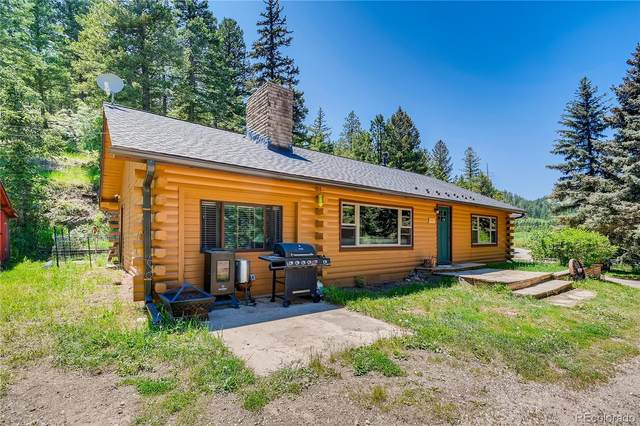 12743 Rist Canyon Road, Bellvue, CO 80512 (MLS #3935333) :: 8z Real Estate
