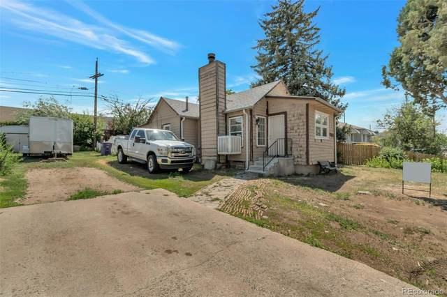 4480 W Exposition Avenue, Denver, CO 80219 (MLS #3935382) :: 8z Real Estate
