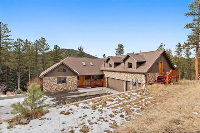 7143 Pinewood Drive, Evergreen, CO 80439 (MLS #3935601) :: 8z Real Estate