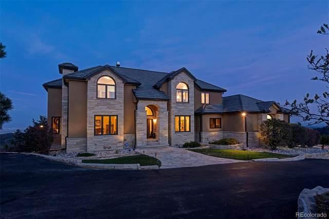 11660 Antler Trail, Littleton, CO 80127 (MLS #3935628) :: 8z Real Estate