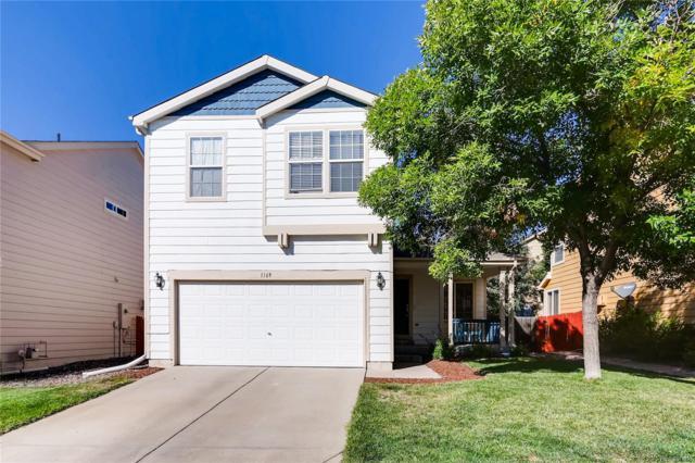 1169 S Chester Street, Denver, CO 80247 (MLS #3935828) :: 8z Real Estate
