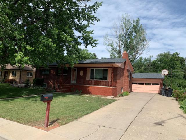 2720 Quay Street, Wheat Ridge, CO 80033 (MLS #3937582) :: 8z Real Estate