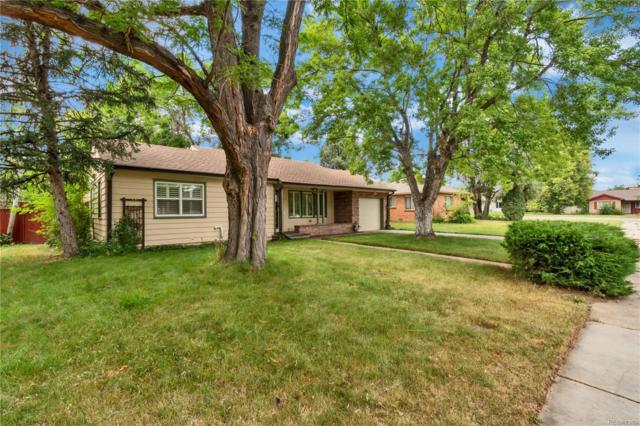 1815 Brentwood Street, Lakewood, CO 80214 (MLS #3937887) :: 8z Real Estate