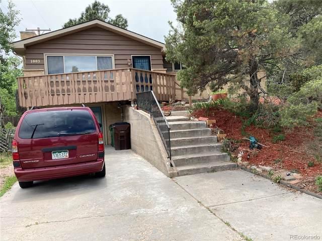 1003 Parkview Boulevard, Colorado Springs, CO 80905 (MLS #3937941) :: 8z Real Estate