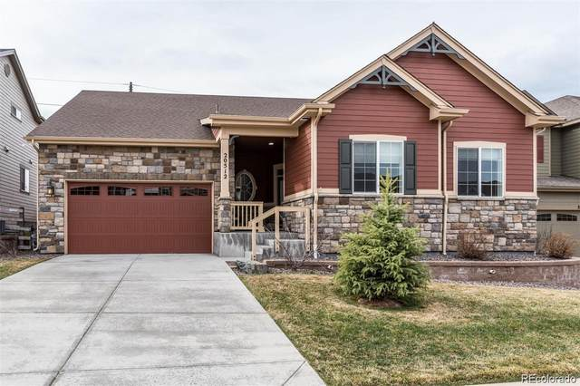 20512 Northern Pine Avenue, Parker, CO 80134 (#3938170) :: The Scott Futa Home Team