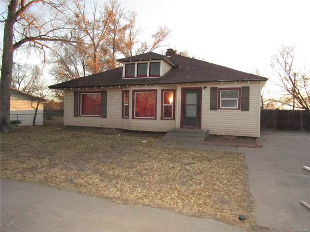 2140 Oliver Avenue, Alamosa, CO 81101 (#3938205) :: Compass Colorado Realty