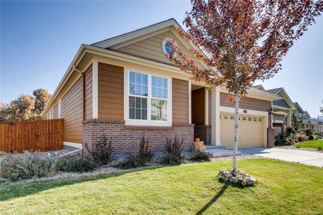 19724 W 58th Place, Golden, CO 80403 (MLS #3938467) :: Bliss Realty Group
