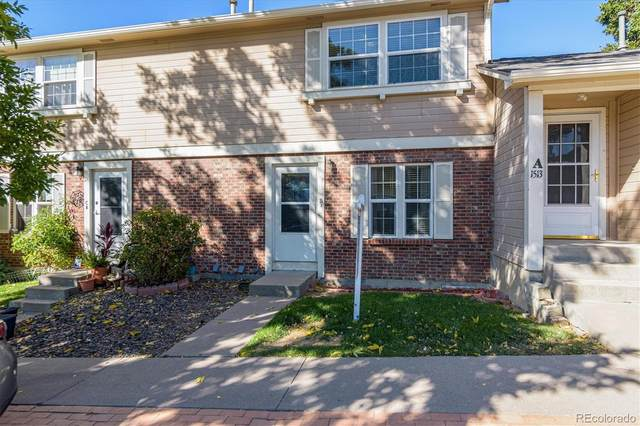 1513 S Ouray Circle B, Aurora, CO 80017 (MLS #3938477) :: Bliss Realty Group