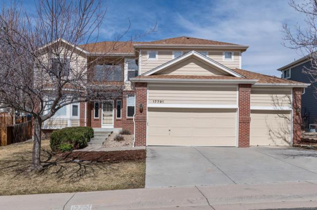17791 E Powers Drive, Centennial, CO 80015 (#3938555) :: Structure CO Group