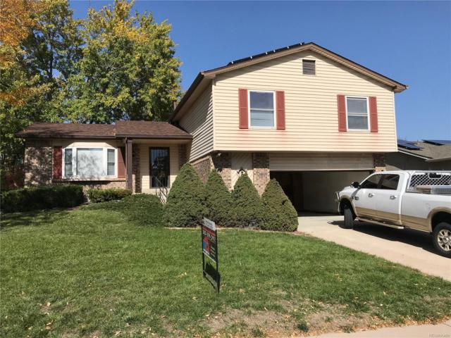 14909 E Gunnison Place, Aurora, CO 80012 (#3938697) :: RE/MAX Professionals