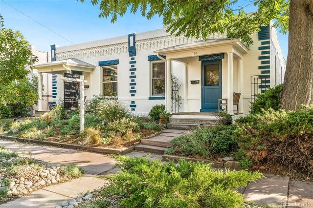 74 W Bayaud Avenue, Denver, CO 80223 (MLS #3938865) :: Bliss Realty Group