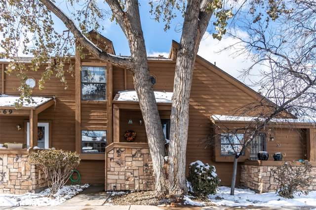 2469 Devonshire Court #33, Denver, CO 80229 (MLS #3939164) :: 8z Real Estate