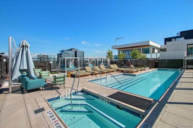 1750 Wewatta Street #621, Denver, CO 80202 (#3939247) :: Wisdom Real Estate