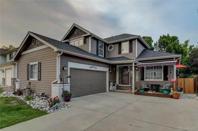 8501 W Union Avenue #14, Littleton, CO 80123 (MLS #3939258) :: 8z Real Estate