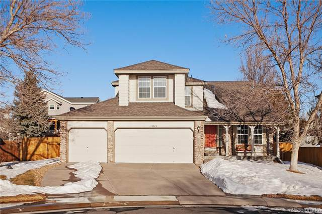 10924 Parker Vista Place, Parker, CO 80138 (#3939511) :: iHomes Colorado