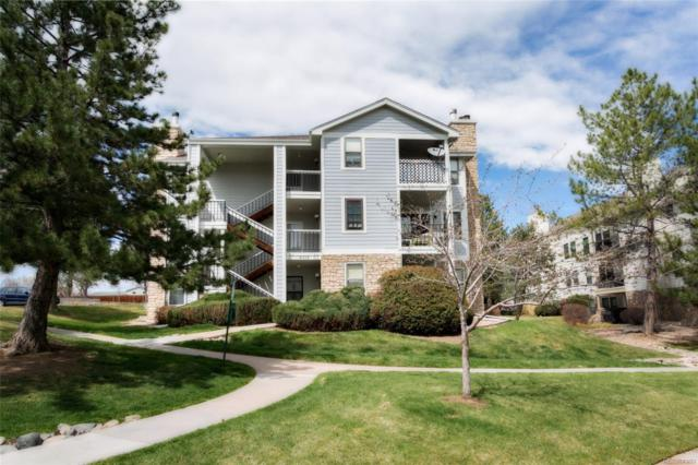 6715 S Field Street 5-501, Littleton, CO 80128 (#3939729) :: The Dixon Group