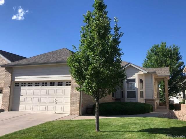 36 Woodland Circle, Highlands Ranch, CO 80126 (MLS #3939747) :: The Sam Biller Home Team