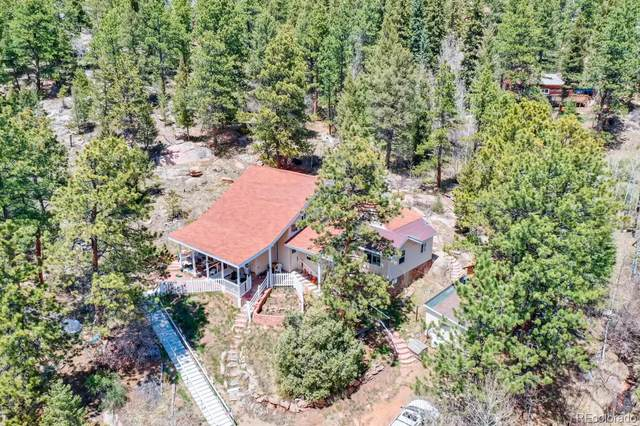 12581 Us Highway 285, Conifer, CO 80433 (MLS #3940093) :: 8z Real Estate