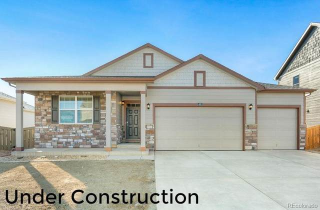 1431 Vantage Parkway, Berthoud, CO 80513 (#3940240) :: The HomeSmiths Team - Keller Williams