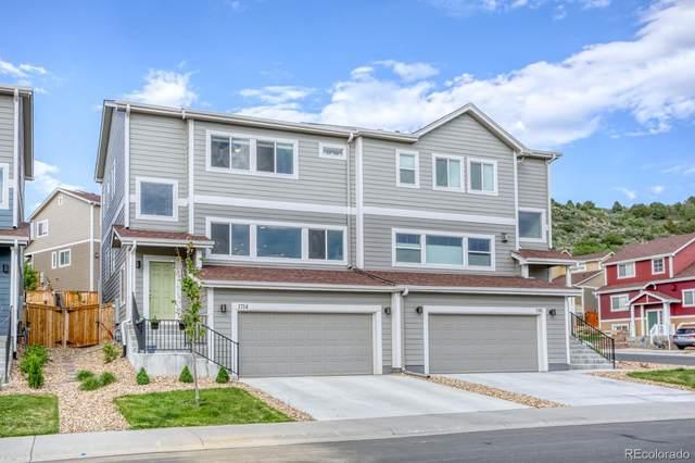 1754 Valley Oak Court, Castle Rock, CO 80104 (#3940391) :: Kimberly Austin Properties