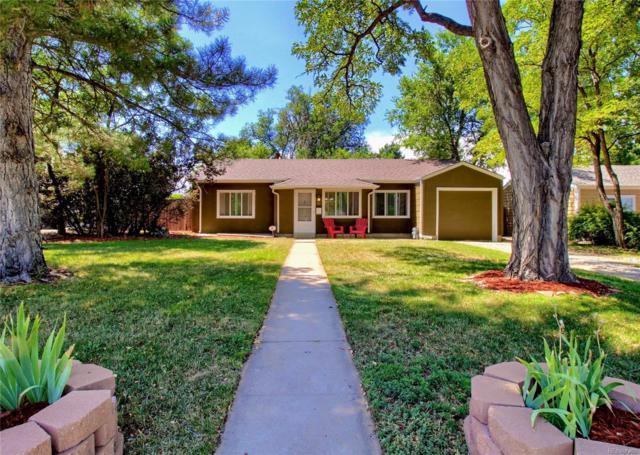 3021 S Dahlia Street, Denver, CO 80222 (#3940445) :: HomePopper