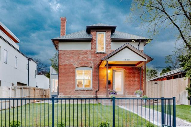 4630 W 35th Avenue, Denver, CO 80212 (#3940544) :: The Healey Group