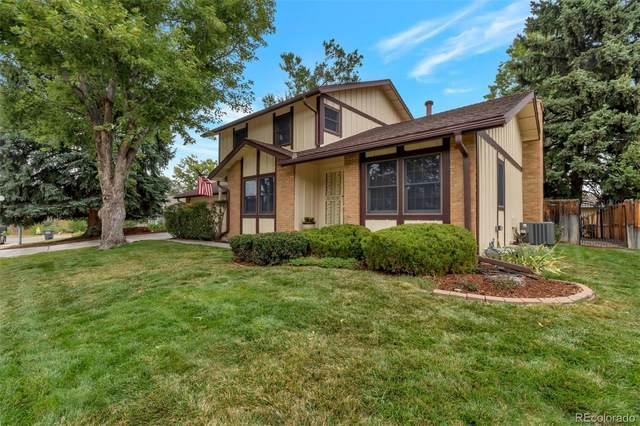 2755 E Jamison Place, Centennial, CO 80122 (MLS #3940914) :: 8z Real Estate
