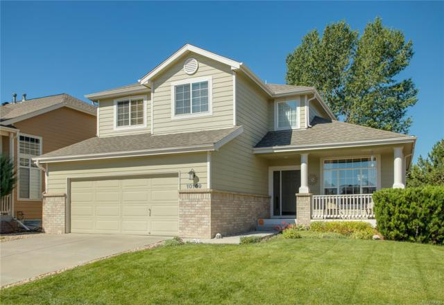 10169 Riverstone Drive, Parker, CO 80134 (#3941165) :: The Heyl Group at Keller Williams