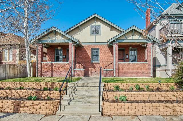 3311 Clay Street, Denver, CO 80211 (#3941476) :: James Crocker Team