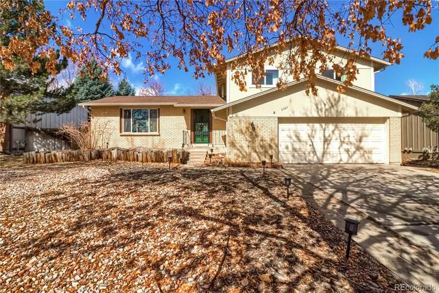 3165 S Fraser Street, Aurora, CO 80014 (#3942067) :: The Griffith Home Team