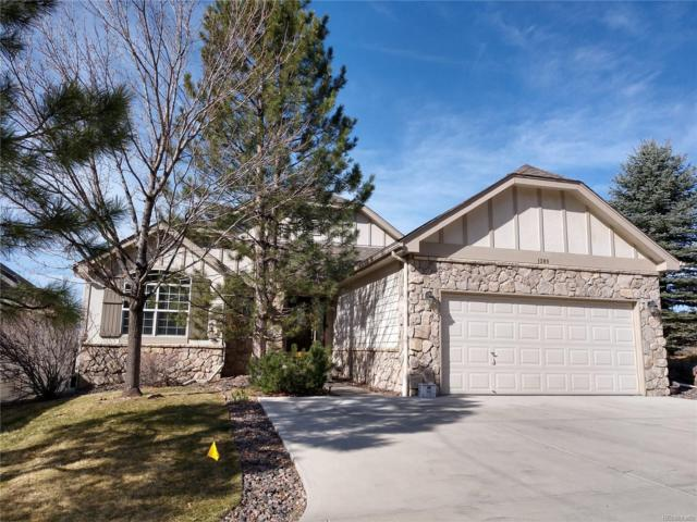 1309 Castlepoint Circle, Castle Pines, CO 80108 (#3942069) :: The Peak Properties Group
