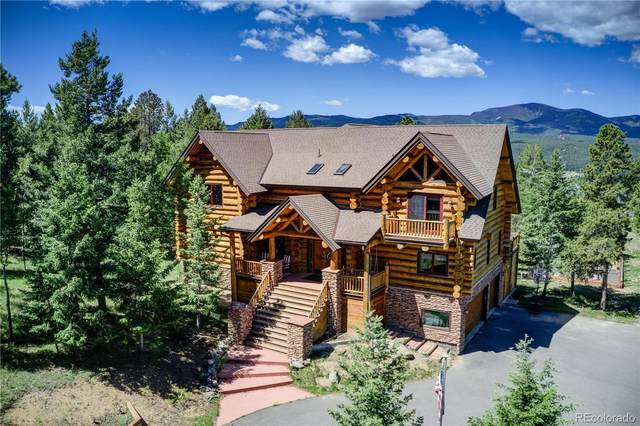 26474 Grand Summit Trail, Evergreen, CO 80439 (#3942185) :: Bring Home Denver with Keller Williams Downtown Realty LLC