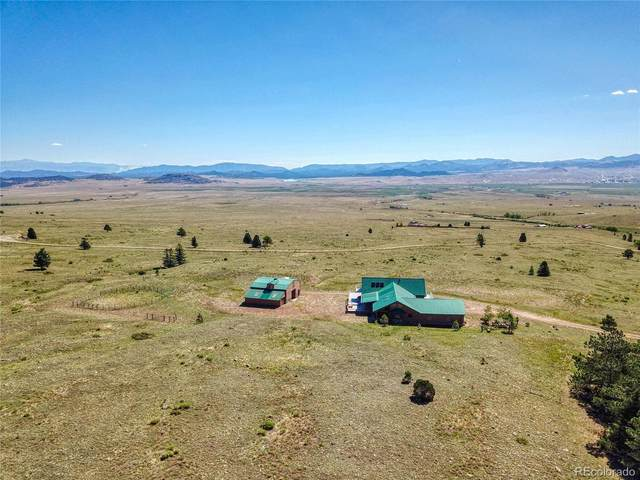 1900 Co Rd 172, Westcliffe, CO 81252 (#3942891) :: The DeGrood Team