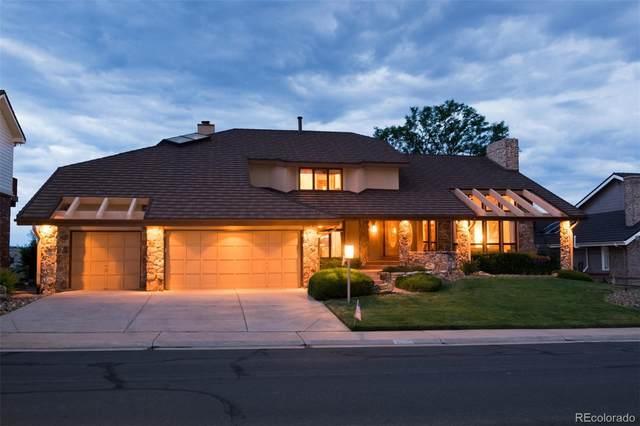 7955 S Eudora Circle, Centennial, CO 80122 (#3942963) :: Berkshire Hathaway HomeServices Innovative Real Estate