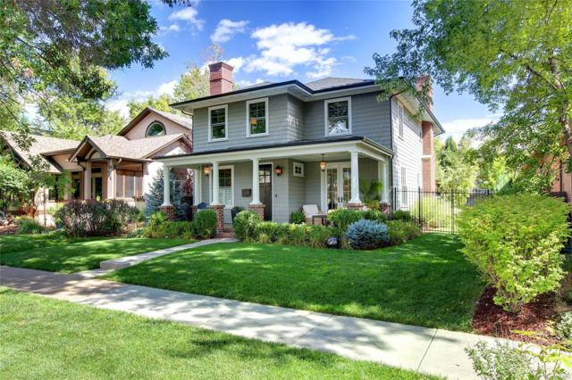 964 S High Street, Denver, CO 80209 (#3943588) :: House Hunters Colorado