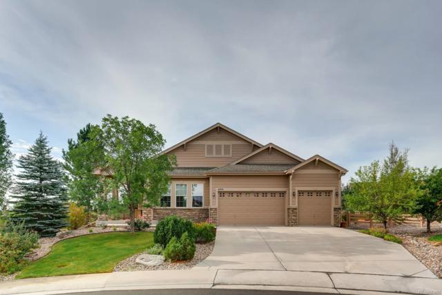 4744 Nighthorse Court, Parker, CO 80134 (#3944538) :: The Peak Properties Group