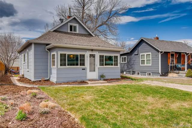 3911 S Delaware Street, Englewood, CO 80110 (#3944676) :: Wisdom Real Estate