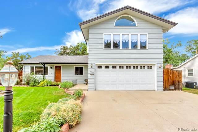 8045 W 46th Circle, Wheat Ridge, CO 80033 (MLS #3944950) :: Neuhaus Real Estate, Inc.