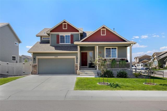 11431 Cherryvale Street, Firestone, CO 80504 (#3945692) :: Group 46:10 - Denver