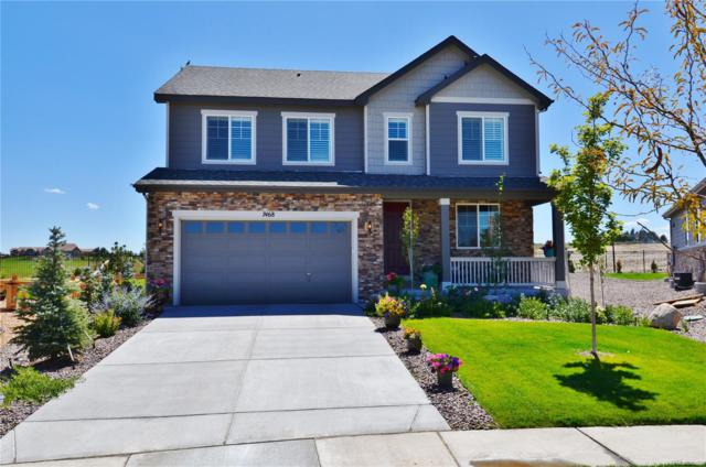 7468 S Old Hammer Way, Aurora, CO 80016 (#3945717) :: The Galo Garrido Group