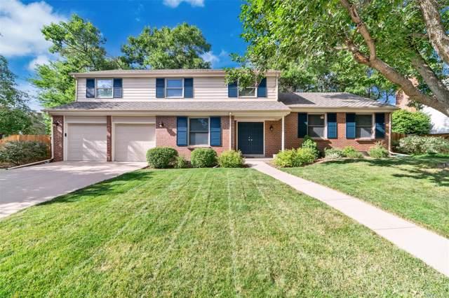 8351 E Hunters Hill Drive, Centennial, CO 80112 (MLS #3946237) :: 8z Real Estate