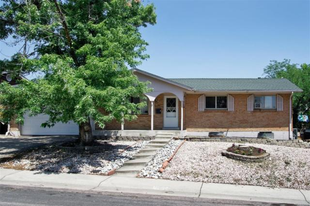 163 E Delta Street, Denver, CO 80221 (#3946282) :: The Tamborra Team