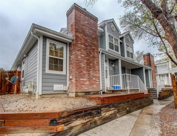 8336 W 87th Drive D, Arvada, CO 80005 (#3946409) :: The DeGrood Team