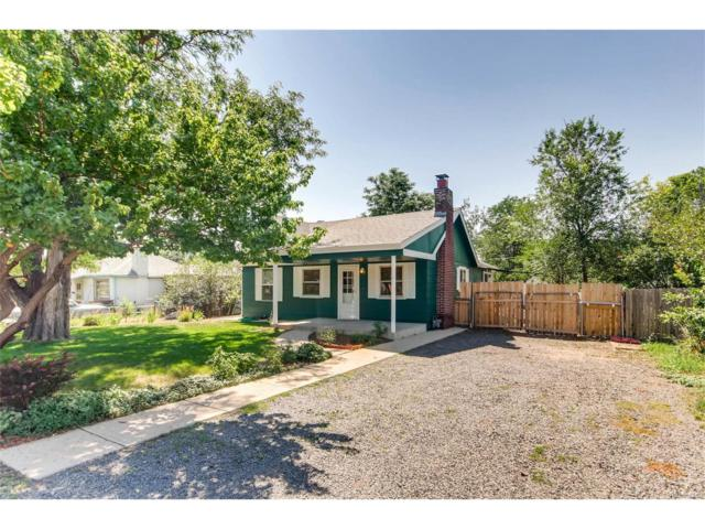 11856 W 14th Avenue, Lakewood, CO 80401 (#3946898) :: ParkSide Realty & Management