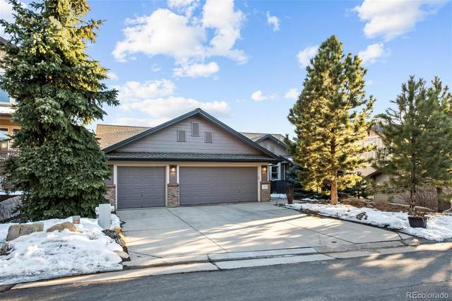 7056 Forest Ridge Circle, Castle Pines, CO 80108 (#3947621) :: iHomes Colorado